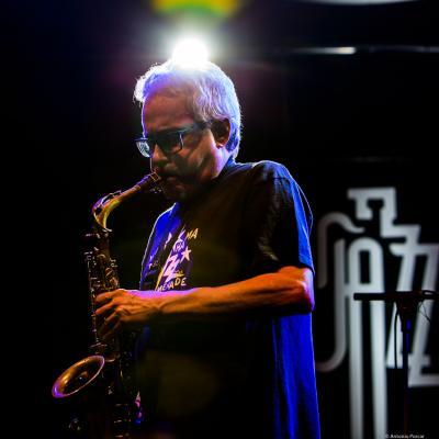 Sandro Satta Ai Confini tra Sardegna e Jazz 2018. Sant'Anna Arresi