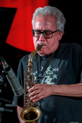 Sandro Satta Ai Confini tra Sardegna e Jazz 2018.