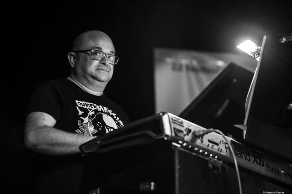 Santi Navalón. Perico Sambeat Plays Zappa at Festival de Jazz de Valencia 2018
