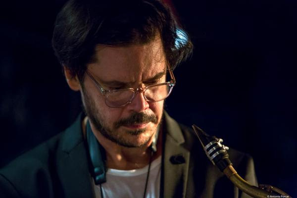 Seamus Blake (2018) at Jimmy Glass Jazz Club. Valencia