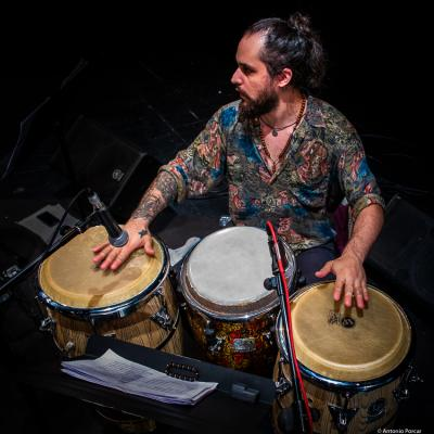 Sebastian Laverde at Festival de Jazz de Valencia (2019)