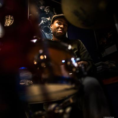 Shane Forbes (2020) at Jimmy Glass Jazz Club. Valencia.