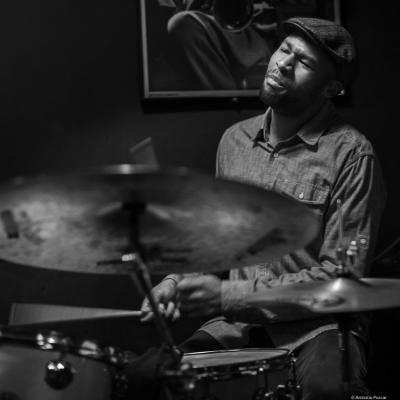 Shane Forbes (2020) at Jimmy Glass Jazz Club. Valencia.
