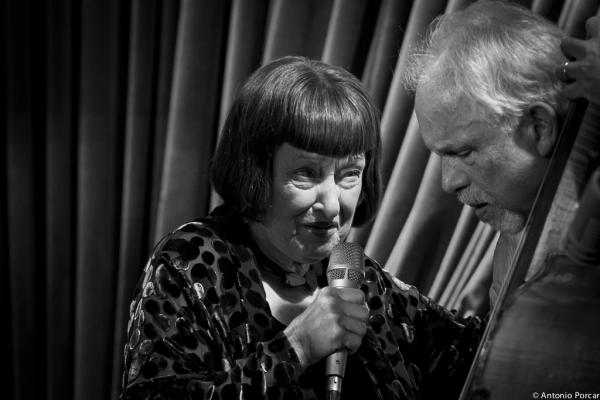 Sheila Jordan and Cameron Brown (2014)