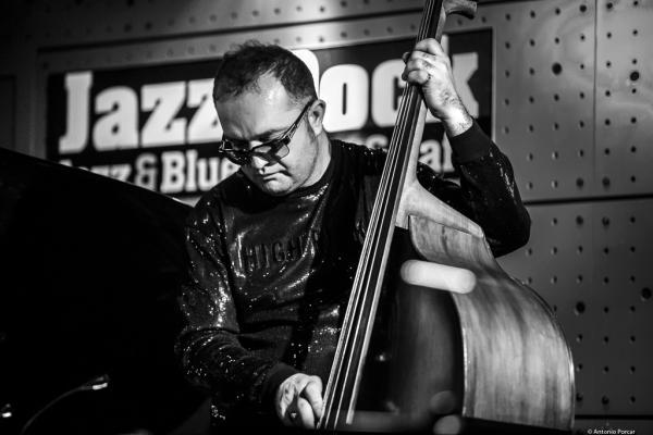 Stefan Pista Bartus (2019) at Jazz Dock. Prague.