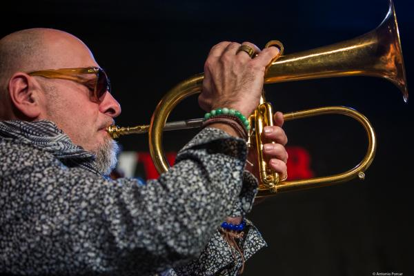 Stephane Belmondo at Jazz Tardor 2019