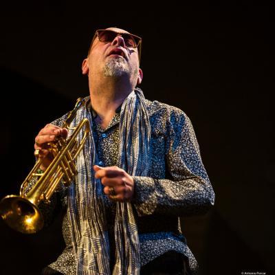 Stephane Belmondo at Jazz Tardor 2019