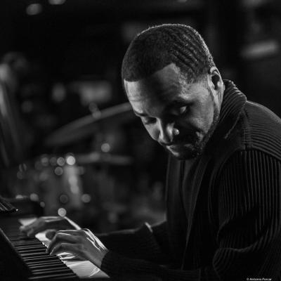 Sullivan Fortner (2019) at Jimmy Glass Jazz Club. Valencia.