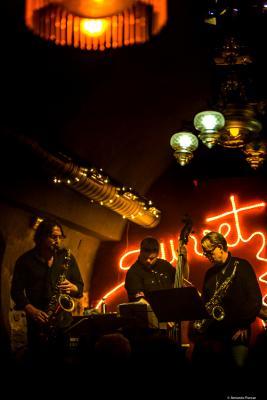 Sunset Jazz Club. Gerona.