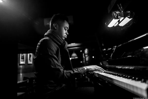 Taber Gable (2017) at Jimmy Glass Jazz Club. Valencia.