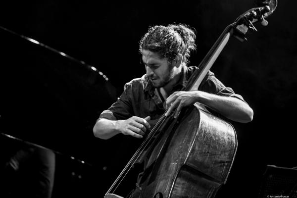 Tal Mashiach in Jazzinec 2017. Trutnov.