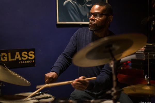 Taru Alexander (2019) at Jimmy Glass Jazz Club. Valencia