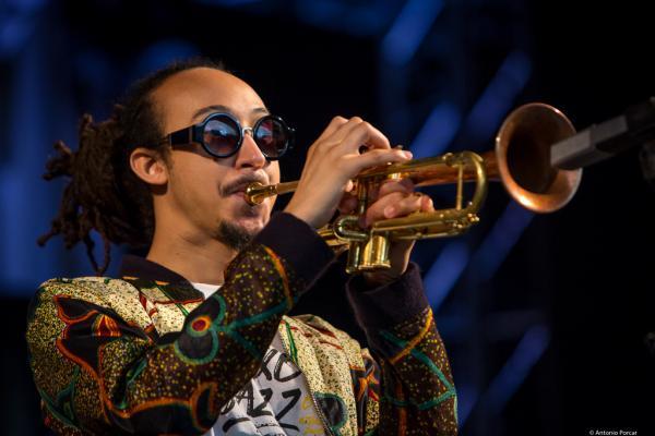 Theo Croker in Getxo Jazz 2016