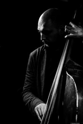 Tomas Baros (2017) at Jazz Dock. Prague.