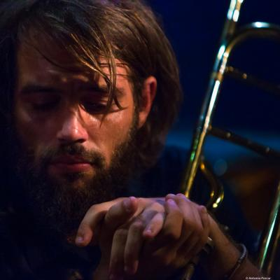 Tomeu Garcías (2018) at Jimmy Glass Jazz Club. Valencia.
