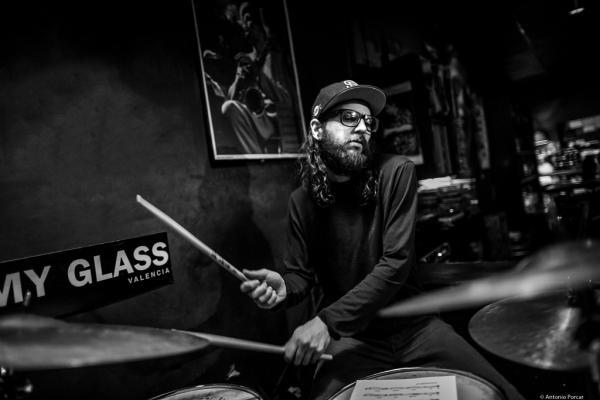 Tommy Crane (2017) at Jimmy Glass Jazz Club. Valencia.