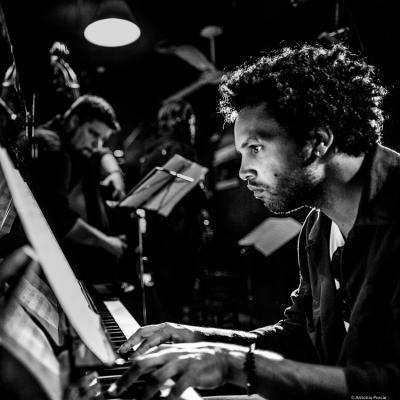 Tony Tixier (2017) at Jimmy Glass Jazz Club. Valencia.