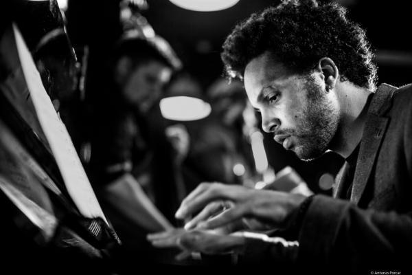 Tony Tixier (2017) at Jimmy Glass Jazz Club. Valencia.