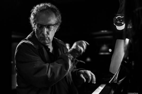 Uri Caine (2019) at Jimmy Glass Jazz Club. Valencia.