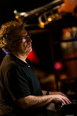 Uri Caine (2019) at Jimmy Glass Jazz Club. Valencia.