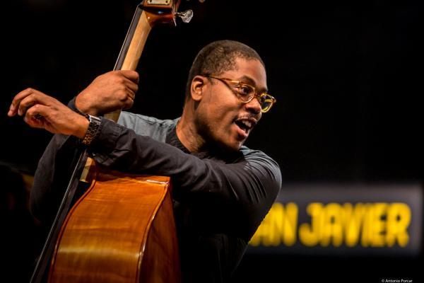 Vicente Archer at Festival de Jazz de San Javier 2018.