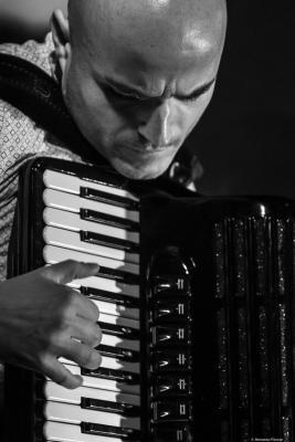 Victor Prieto (2019) at Jimmy Glass Jazz Club. Valencia