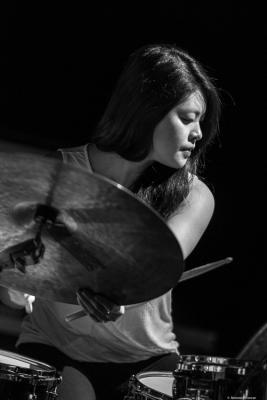 Sun Mi Hong in Getxo Jazz 2016
