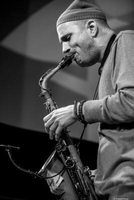 Viktor Tóth (2017) at Budapest Jazz Club