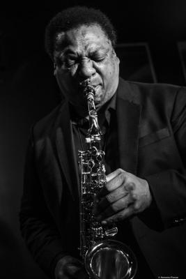 Vincent Herring (2018) at Jimmy Glass Jazz Club. Valencia