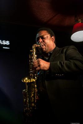 Vincent Herring (2018) at Jimmy Glass Jazz Club. Valencia