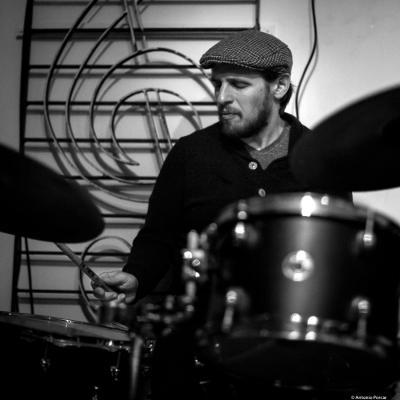 Vinnie Sperrazza (2017) at The Rosemont. Brooklyn.