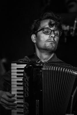 Vitor Gonçalves (2018) at Jimmy Glass Jazz Club. Valencia.