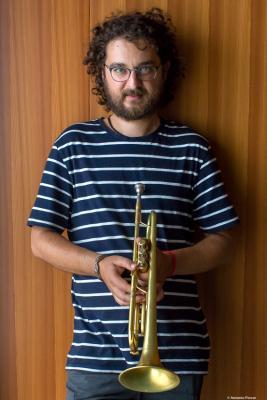Voro Garcia  at Festival de Jazz de Peñíscola 2017