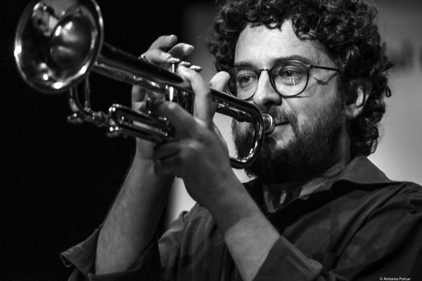 Voro Garcia at Testival de Jazz de Valencia 2018