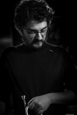 Voro Garcia (2017) en Jimmy Glass Jazz Club. Valencia.