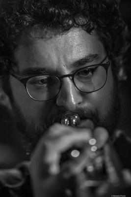 Voro Garcia (2016) en Jimmy Glass Jazz Club. Valencia.