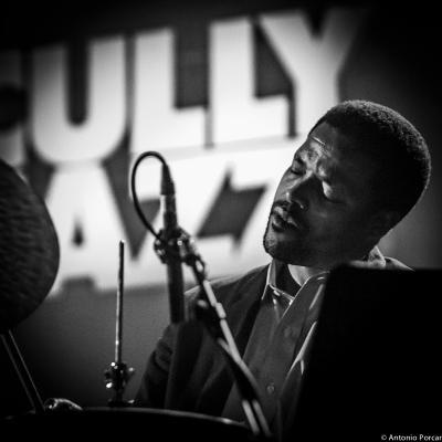 Nasheet Waits  (2014) in Cully Jazz Festival