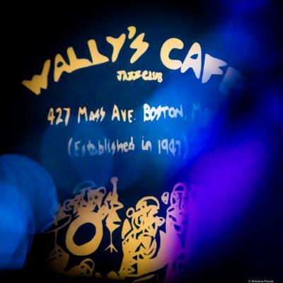 Wally's Cafe Jazz Club. Boston, Massachussetts.