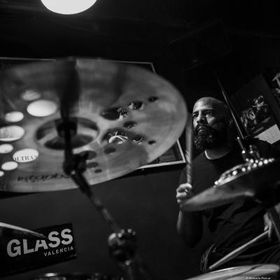 Warren G. Crudup III (2019) at Jimmy Glass Jazz Club. Valencia.