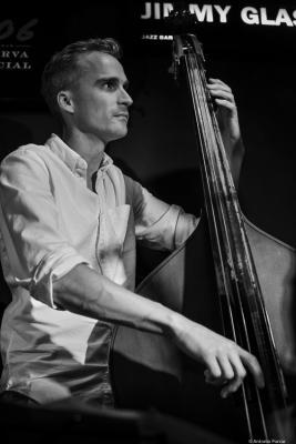 Will Harris (2019) at Jimmy Glass Jazz Club. Valencia.