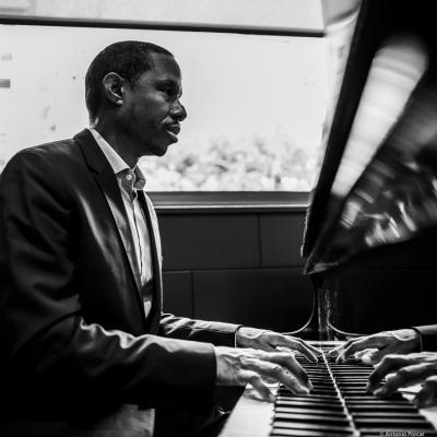 Willie Jones III at Heineken Jazzaldia 2019