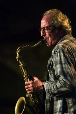 Xavier Figuerola at Jazz Tardor 2017