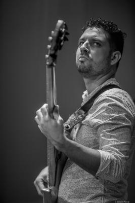 Yandy Martínez González at Jazz Palencia Festival 2017