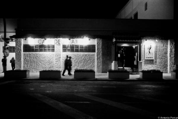 Cafe del mar club de jazz Castellon 1991