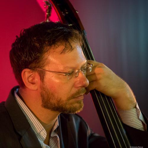 Elias Bailey in III Jazz Palencia Festival.