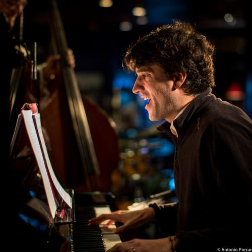 Baptiste Trotignon (2014) en Jimmy Glass Jazz Club. Valencia.