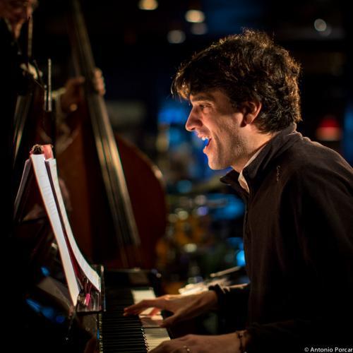 Baptiste Trotignon (2014) en Jimmy Glass Jazz Club. Valencia.
