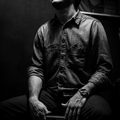 Maxwell Moya Wright (2015) in Jimmy Glass Jazz Club. Valencia