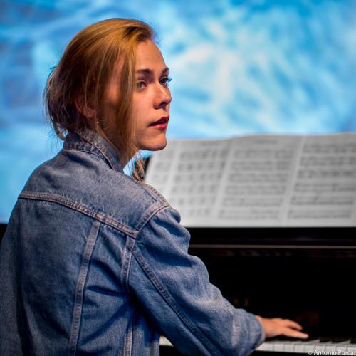 Paulina Atmańska in Getxo Jazz 2015
