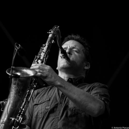 Víctor de Diego in Getxo Jazz 2015